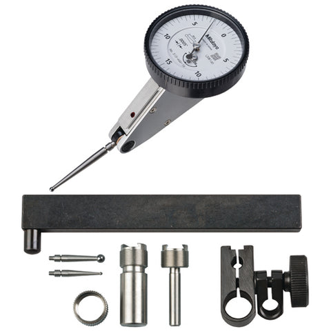 Dial Test Indicator,  .0005 In, .06 In,33.9mm, FS,T