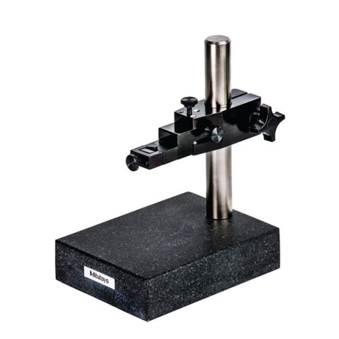 "PRECISION GRANITE STAND, 6X 8X2"", COLUMN HEIGHT 6"""