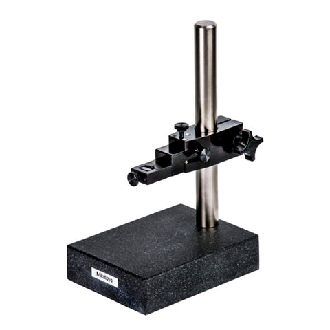 "PRECISION GRANITE STAND, 6X8X2"", COLUMN HEIGHT 8"""