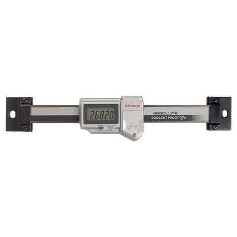 Digimatic Scale, I/M 4 In, .0005 In, Horz