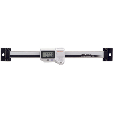 Digimatic Scale, I/M 6 In, .0005 In, Horz