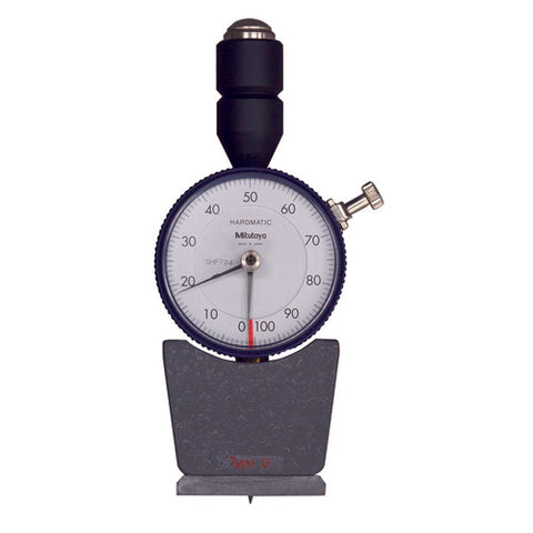 HH-335 DIAL DUROMETER  SHORE A COMPACT