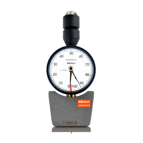 HH-337 DIAL DUROMETER  SHORE D COMPACT
