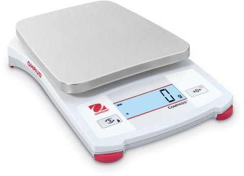Ohaus CX Series CX2200P Portable Scale - 2200g X 1g
