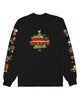 HOME FOR THE HOLIDAYS LONG SLEEVE - BLACK