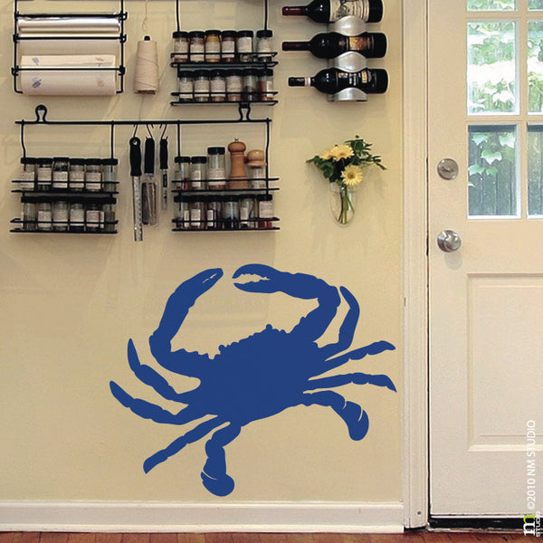 Crab Wall Decal