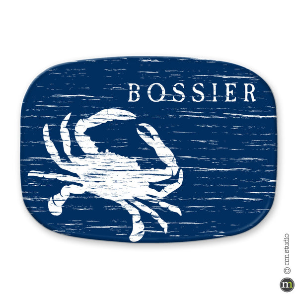Crab Platter Personalized