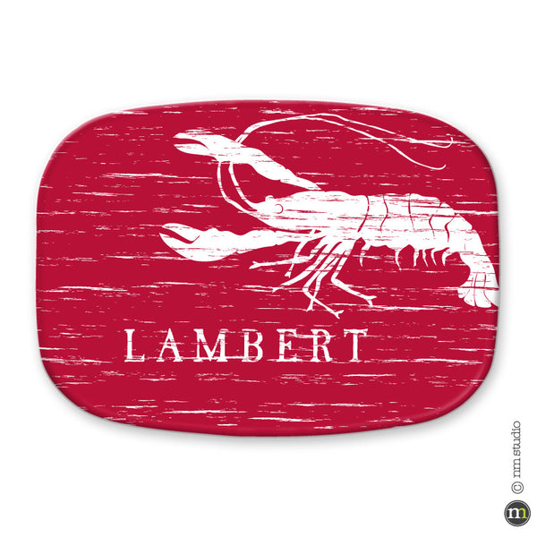 Crawfish Platter Personalized