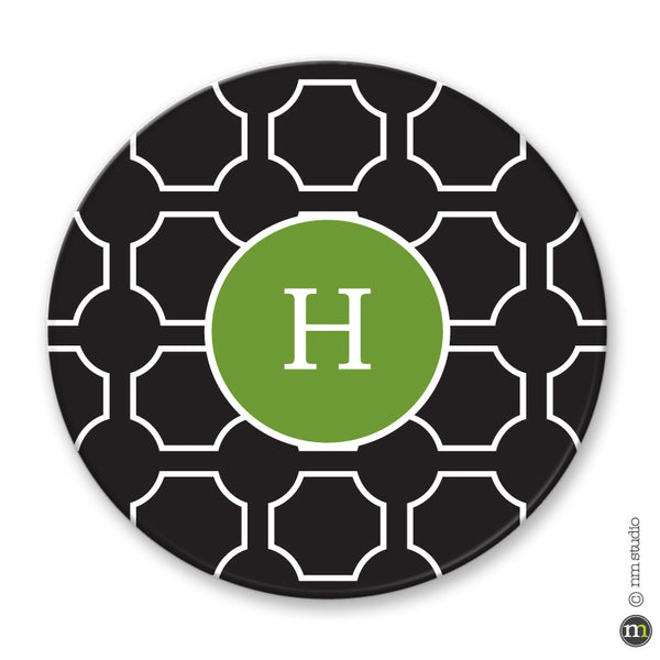 Personalized Tile Plate Monogram