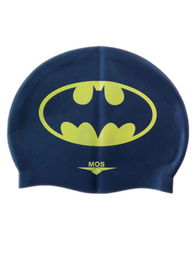 Batman Silicone Cap - Ministry Of Swimming