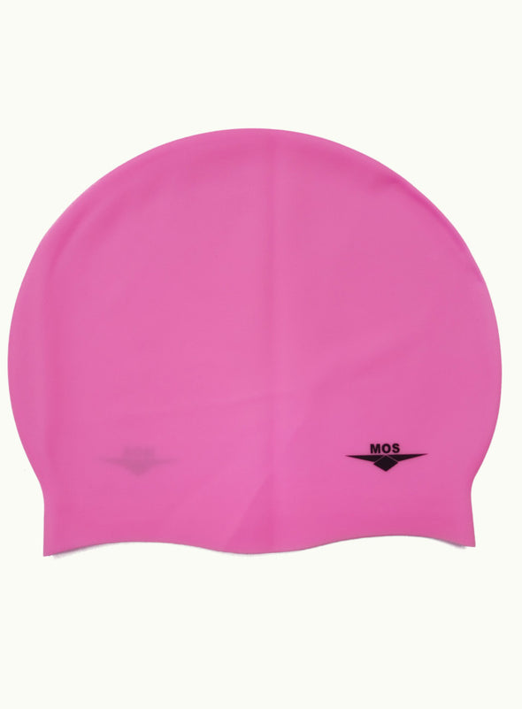 Pink Large Ocean Pool Cap - Ministry Of Swimming