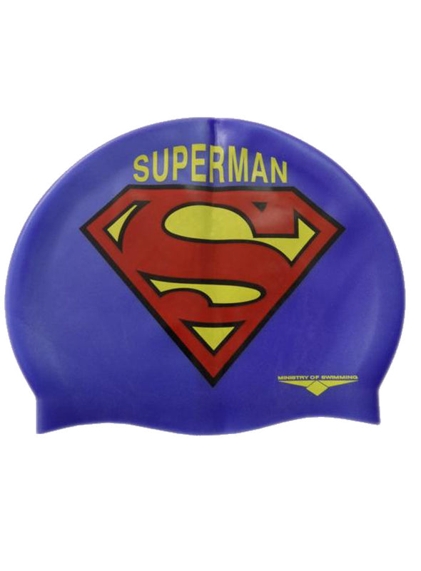 Superman cap - Ministry Of Swimming