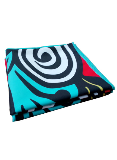 Tiki Gym Towel - Ministry Of Swimming