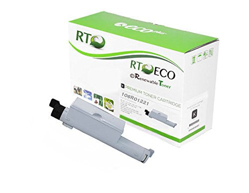 RT Compatible Xerox 106R01221 Toner Cartridge, High Yield