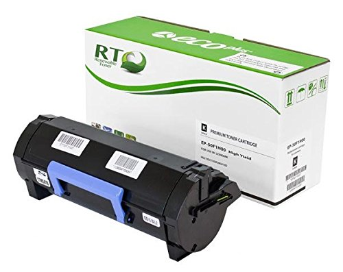 RT Compatible Lexmark 501H 50F1H00 Toner Cartridge, High Yield