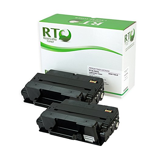 RT MLT-D205L Compatible Toner Cartridge, High Yield (2-Pack)