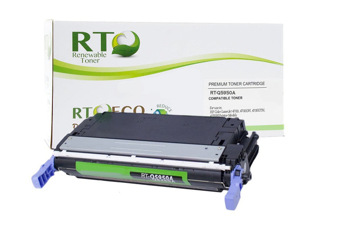 RT Q5950A 643A Compatible Toner Cartridge