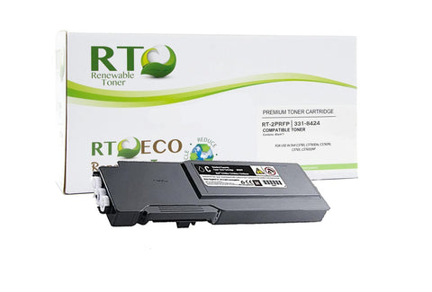 RT Dell 331-8424 Compatible Toner Cartridge (Cyan)