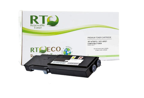 RT Dell 331-8421 Compatible Toner Cartridge