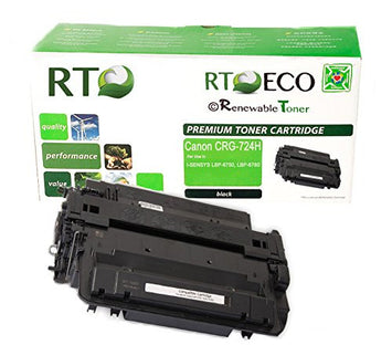 RT Compatible Canon 724H Toner Cartridge, High Yield