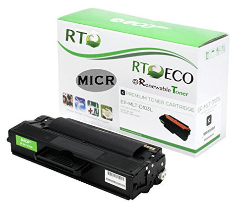 Samsung MLT-D103L MICR Toner Cartridge, High Yield