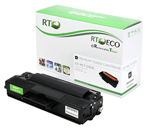 RT Compatible Samsung MLT-D103L Toner Cartridge, High Yield