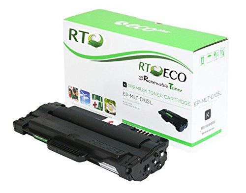 RT Compatible Samsung MLT-D105L Toner Cartridge, High Yield