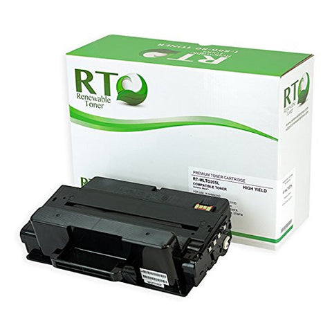 Samsung MLT-D205L Compatible Toner Cartridge, High Yield
