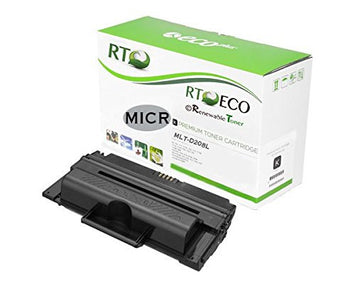 RT Compatible Samsung MLT-D208L MICR Cartridge, High Yield