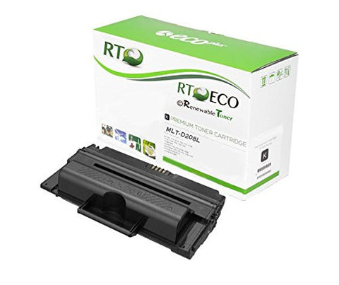 Renewable Toner Compatible Toner Cartridge Replacement for Samsung MLT-D208L SCX-5635FN 5835FN (Black)