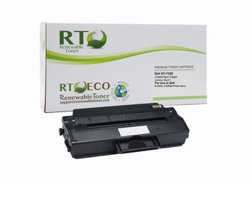 RT Compatible Dell 331-7328 Toner Cartridge