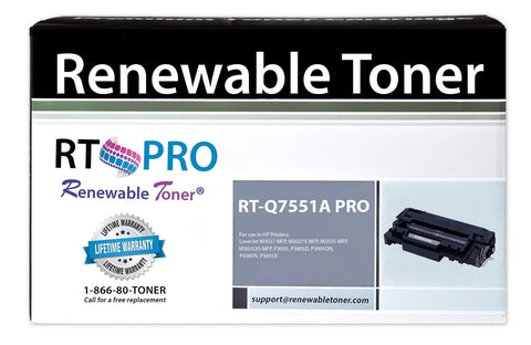 RT PRO 51A | Q7551A Compatible Toner Cartridge
