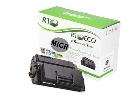 RT 106R01371 Compatible MICR Toner Cartridge, High Yield