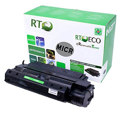RT 82X | C4182X Compatible MICR Toner Cartridge, High Yield