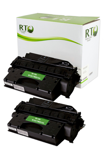 RT Compatible Canon 120 2617B001AA Toner Cartridge (2-Pack)