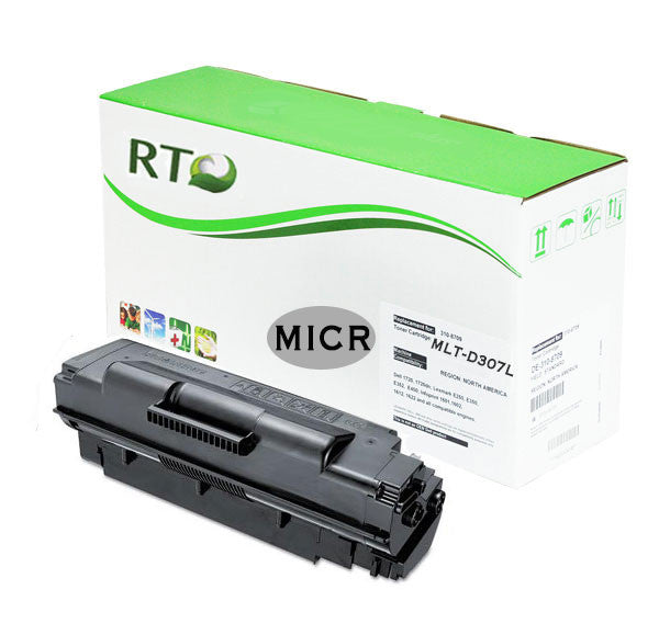RT Compatible Samsung MLT-D307L MICR Cartridge, High Yield