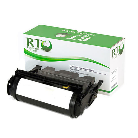 RT Compatible Lexmark 64015HA T640 Toner Cartridge