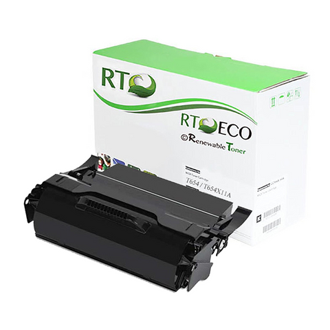 Lexmark T654X11A | T654 Compatible Toner Cartridge