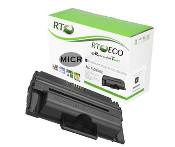 RT Compatible Samsung MLT-D206L MICR Cartridge, High Yield