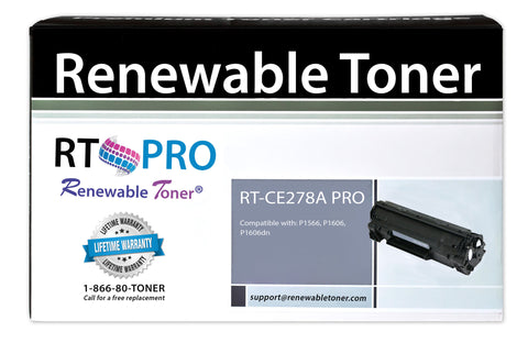 RT PRO 78A | CE278A Compatible Toner Cartridge