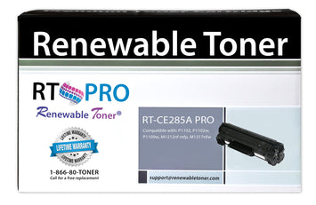 RT PRO Compatible HP 85A CE285A Toner Cartridge