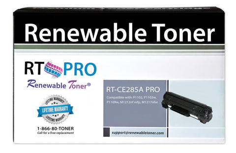 RT PRO 85A | CE285A Compatible Toner Cartridge