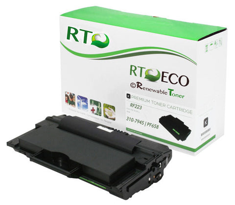 Dell RF223 | PF658 Compatible MICR Toner Cartridge