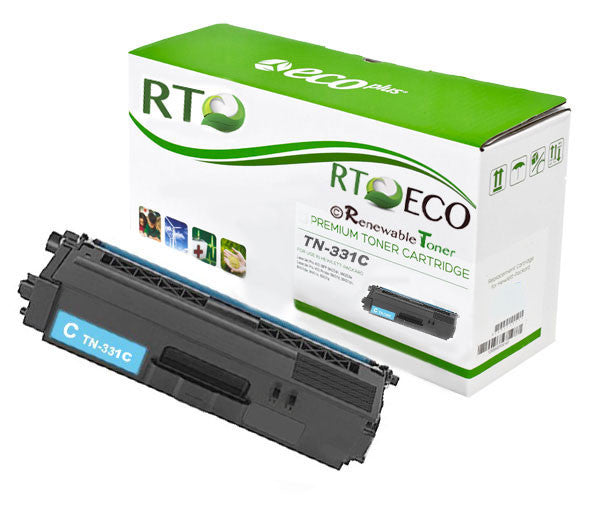 RT Compatible Brother TN-331C Toner Cartridge (Cyan)
