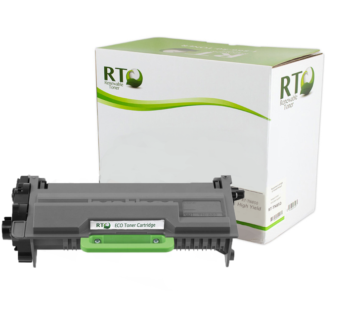 RT Compatible Brother TN-850 Toner Cartridge, High Yield