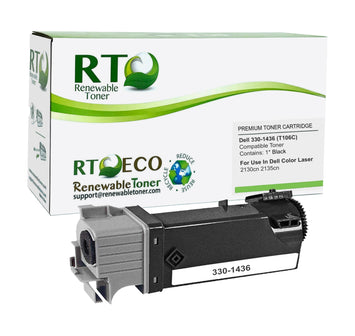 RT Compatible Dell 330-1436 T106C Toner Cartridge