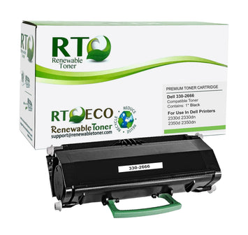 RT Compatible Dell 330-2666 PK937 Toner Cartridge