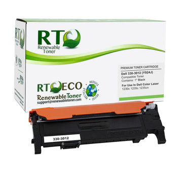 RT Compatible Dell 330-3012 N012K Toner Cartridge