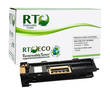 RT Compatible Dell 330-3111 H160J Drum Cartridge
