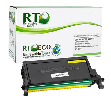 RT Compatible Dell 330-3786 J390N Toner Cartridge